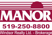 manor footer Logo