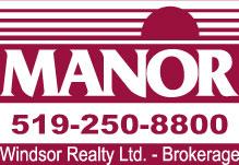 manor footer Logo